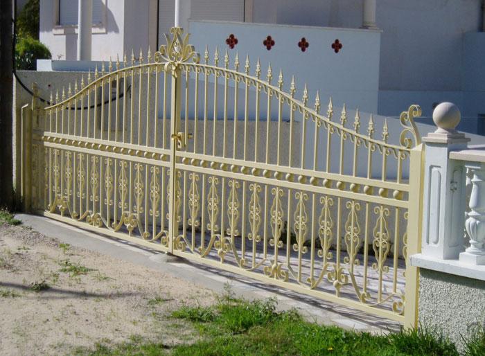Portões Praia do Pedrogão
